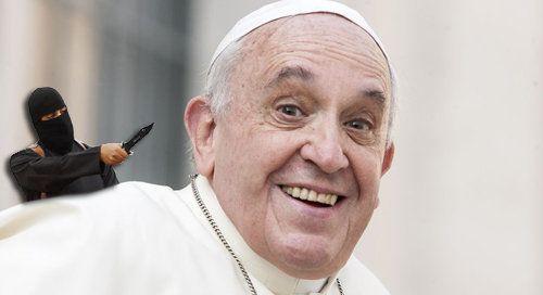 Antipapa Francesco: l'Evangelizzazione come la Gi'ad