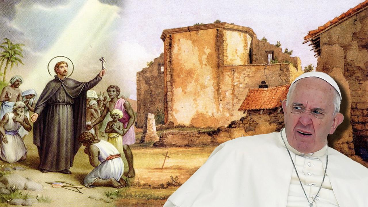 Antipapa Francesco dichiara che il missionario non deve tentare la conversione delle persone alla Fede Cattolica