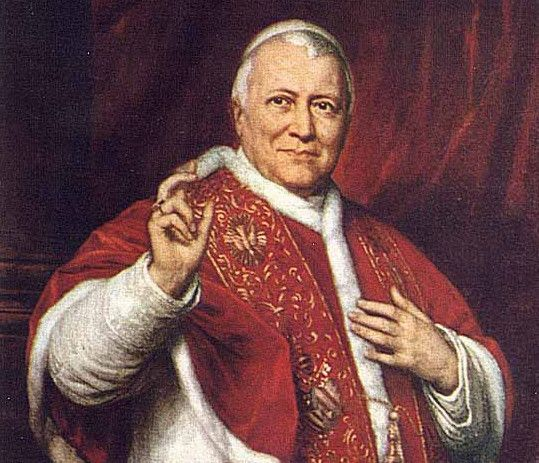 Papa Pio IX.