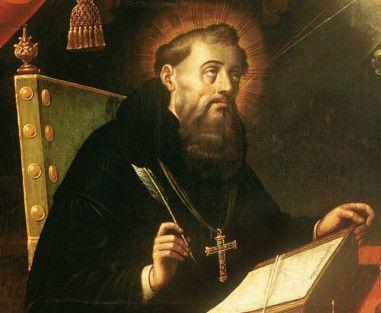 Sant'Agostino.