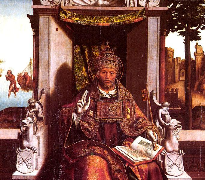 Soggezione salvifica alla Chiesa Cattolica ed al Romano Pontefice