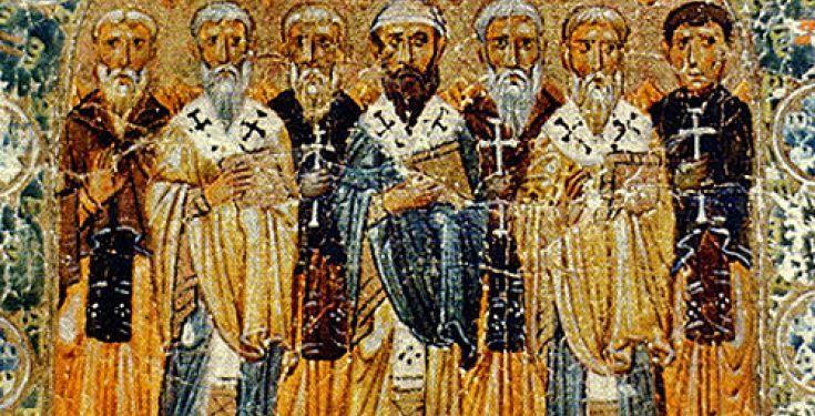 I Padri della Chiesa Cattolica furono unanimi sin dal principio