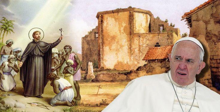 Bergoglio dichiara che il missionario non deve tentare la conversione delle persone alla Fede Cattolica