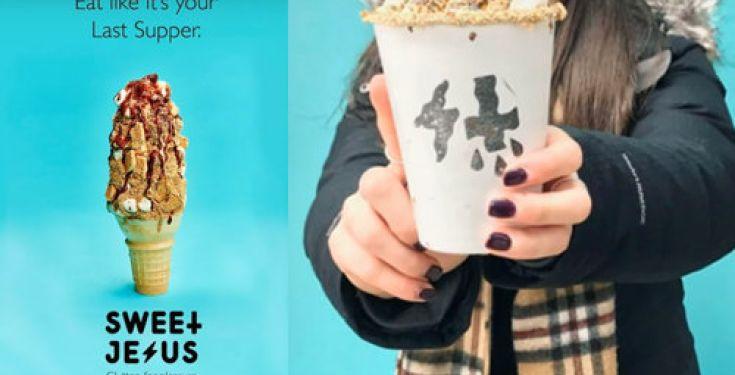 Ditta di gelati Canadese: apertamente satanistica