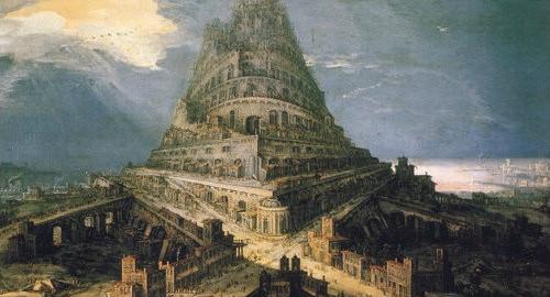 Torre di Babele.